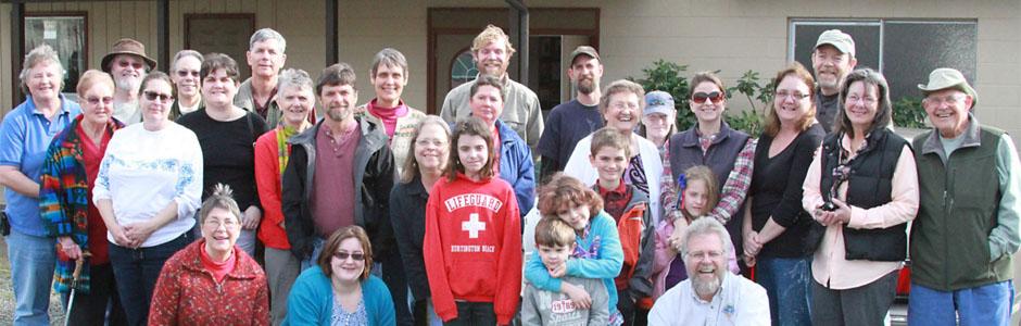 Community members at ACC